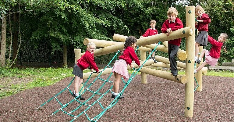 Benefits of Having Playgrounds at Schools